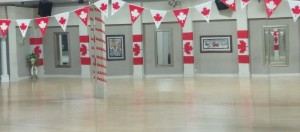 Canada 150 Decorations