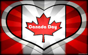 We are open on Canada Day Weekend