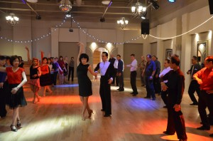 Cha Cha Cha lesson By Rafael and Betty - Week 1