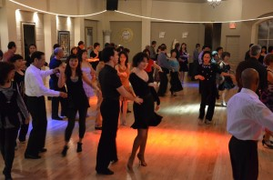 Rumba Lesson with Rafael and Betty