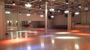 Our huge dance floor 2